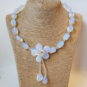 Vintage Style Glass Beads